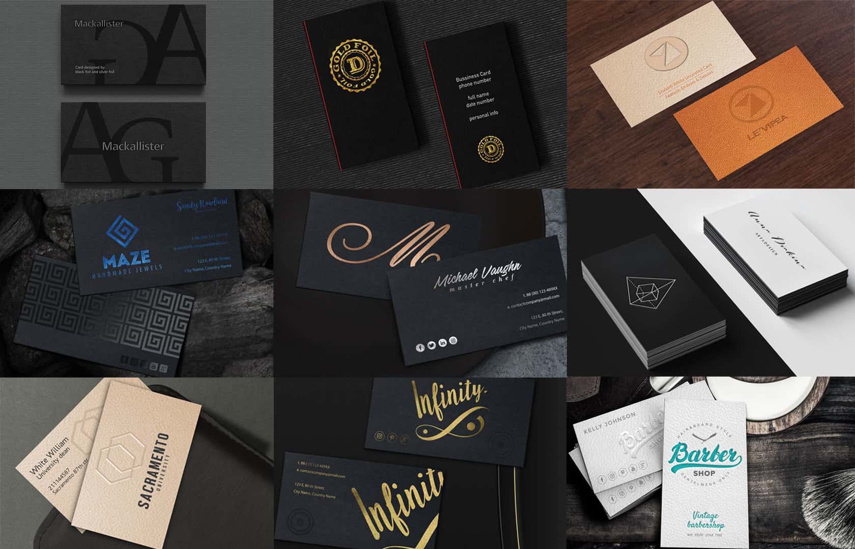 Premium Sample Pack | GraphType.com